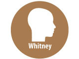Personal data for Alma Whitney