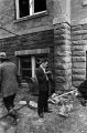 Thumbnail for Photographer standing outside of 16th Street Baptist Church in Birmingham, Alabama, after the building was bombed.