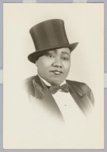 Photograph of Gladys Bentley