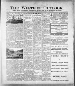 The Western Outlook. (San Francisco, Oakland and Los Angeles, Calif.), Vol. 21, No. 26, Ed. 1 Saturday, March 20, 1915 The Western Outlook