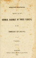 Executive documents, printed for the General Assembly of North Carolina, at the session of ...[1850;1851, v.1] N.C. public documents