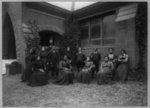 Practice school teachers at Howard University, Washington, D.C.