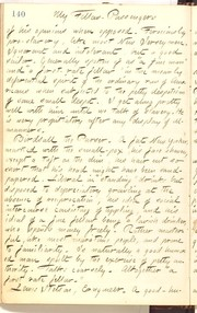 Thomas Butler Gunn Diaries: Volume 20, May 23-September 30, 1862