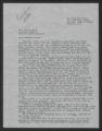 Letter: Kenneth Kramer to Gov. Dan K. Moore, April 5, 1968