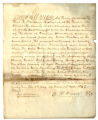 Bill-of-sale for slaves purchased by W. R. Myers & J. Wilkes