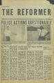The Reformer, August 10, 1967; Vol. 1, No. 1
