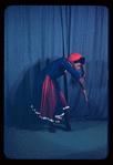 "Pearl Primus dancing ""Hard Time Blues"""