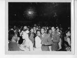Couples dancing at Service Club No. 3