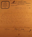Original wills, Baker, Johnetta, 1900 August 09