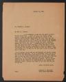 Related Organizations, 1925-1949. Inter-Community Child Study Committee. Committee Correspondence. Correspondence. (Box 40, Folder 426)