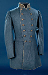 Confederate Officer's Frock Coat