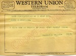 Patricia Kelley to James H. Meredith (Undated)