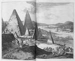 Egiptische Piramiden. Piramides D'Egypte