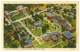 Airplane view of A. & I. State College, Nashville, Tenn., between 1930 and 1945