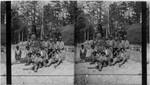 Convicts lunch hour, Atlanta, GA