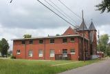 Green Street Baptist: east elevation