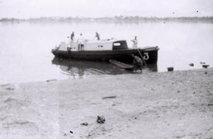 Field Work in Bunce Island, Sierra Leone: Ferry Boat to Visit the British Slave Castle