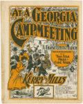 At a Georgia campmeeting