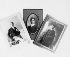 Elmer E. Thompson, Robert P. Hamlin, and David Wilder