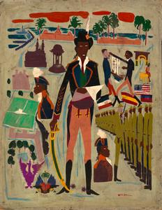 Toussaint l'Ouverture, Haiti