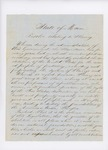 Thumbnail for 1846 Resolve Relating to Slavery