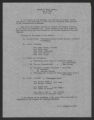 State Supervisor of Elementary Education; Correspondence, Miscellaneous, Supervisors and principals fall conferences, 1954