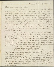 Letter to] Dear and venerable Sir [manuscript