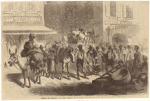 Arrival Of Freedmen And Their Families At Baltimore, Maryland--An Everyday Scene