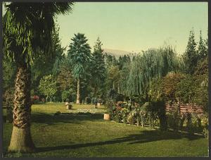 Lucky Baldwin's ranch, Pasadena