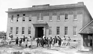 Negro Public School