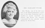 Mrs. Margaret Wyche