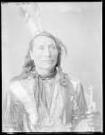 Dakota Rosebud man, One Star, U. S. Indian School, St Louis, Missouri 1904