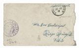 Letter, 23 Oct. 1918, France, to Mr. Ben Boatwright, Ridge Spring, S.C