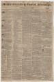Mobile Gazette and Commercial Advertiser, volume 3, number 66.