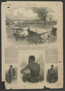 [2nd South Carolina Infantry Regiment raid on rice plantation, Combahee, South Carolina, and escaped slave named Gordon]