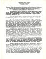 Thumbnail for Statement of the Chattanooga Board of Education to the citizens of Chattanooga concerning its reason for appealing the decision of the judge of the U. S. Federal Court, Eastern District of Tennesee, Southern Division, concerning its proposed plan of desegregation, 1961 February 8