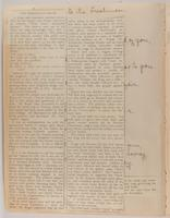 Eleanor Myers Jewett Scrapbook, vol. 2, 1909-1910, page 92