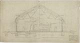 Harriet Island, Pavilion, Half Sections