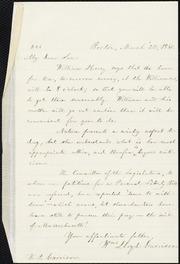 Letter to] My Dear Son [manuscript