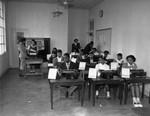 L.A. Academy, Los Angeles, ca. 1960