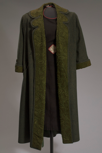 Green coat worn by Oprah Winfrey as Sofia in The Color Purple
