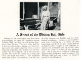 A Friend of the Whiting Hall Girls