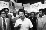 Fontana KKK protest