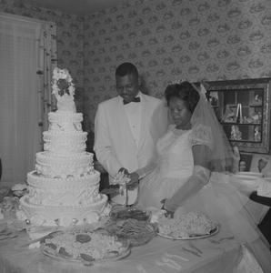 Furman and Ada Marshall wedding
