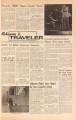 Arkansas Traveler, September 29, 1960; Nearly 1000 Hear Count Basie; Arkansas traveler (Fayetteville, Ark.); Traveler