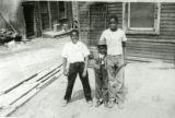 418 East Adams Street. William Scott, Clifford Scott, and Arnold Scott.