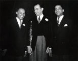 Lionel Hampton, Benny Goodman and Teddy Wilson