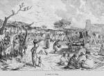 Le marché de Salaga