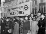 Mile-O-Dimes, Camp Fire Girls