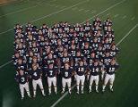 Members of the 1971 football team at Auburn University.